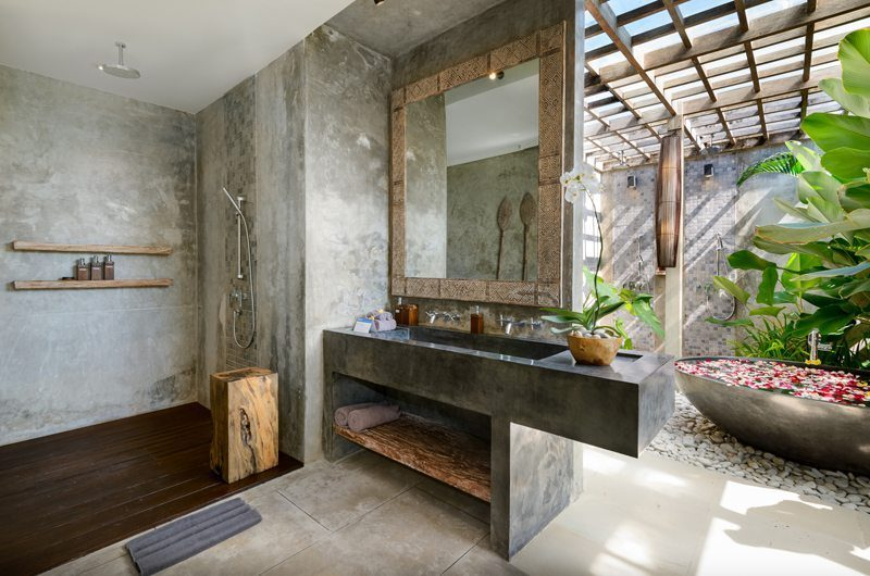 Villa Ipanema Bathroom Two | Canggu, Bali