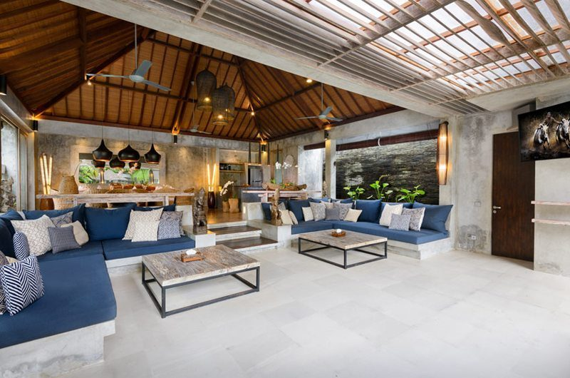 Villa Ipanema Living Pavilion | Canggu, Bali
