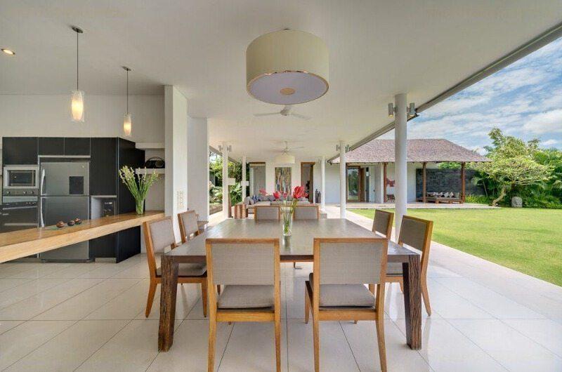 Villa Kavya Dining Area | Canggu, Bali