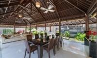 Villa Mata Air Dining Room | Canggu, Bali