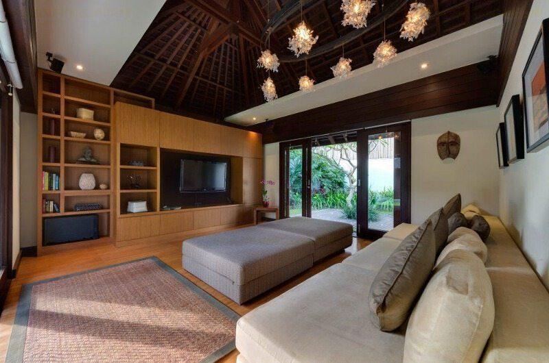 Villa Mata Air Media Room | Canggu, Bali
