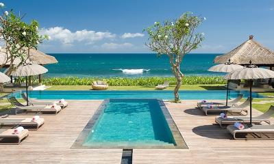 Villa Melissa Pool with Ocean's View | Pererenan, Bali