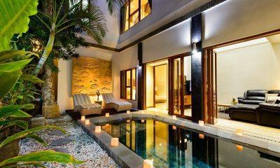 Villa Michelina Swimming Pool   Legian, Bali