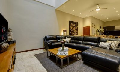 Villa Michelina Living Room   Legian, Bali