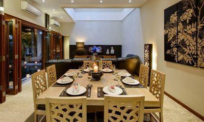 Villa Michelina Dining And Living Pavilion   Legian, Bali