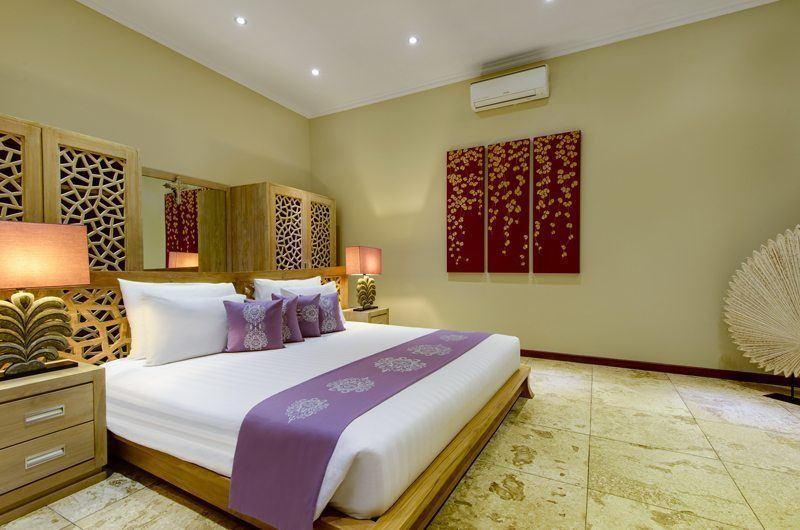 Villa Michelina Master Bedroom   Legian, Bali