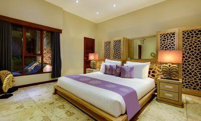 Villa Michelina Bedroom One   Legian, Bali