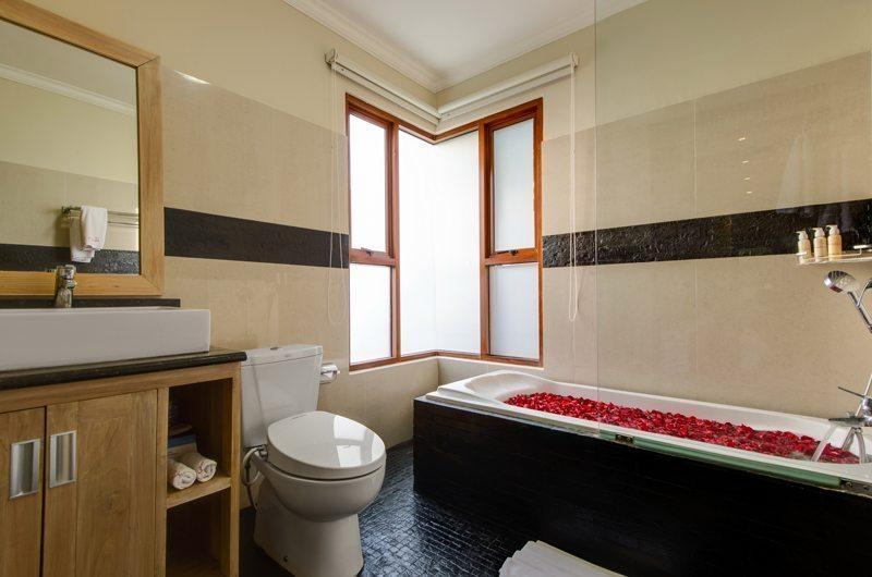 Villa Michelina Bathroom   Legian, Bali