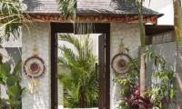 Villa Songket Entrance | Umalas, Bali