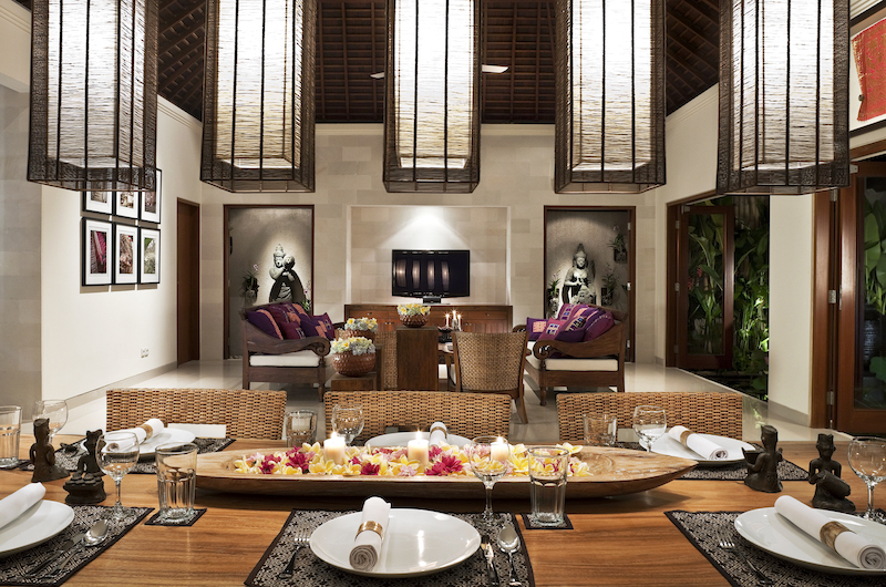 Villa Songket Dining Table | Umalas, Bali