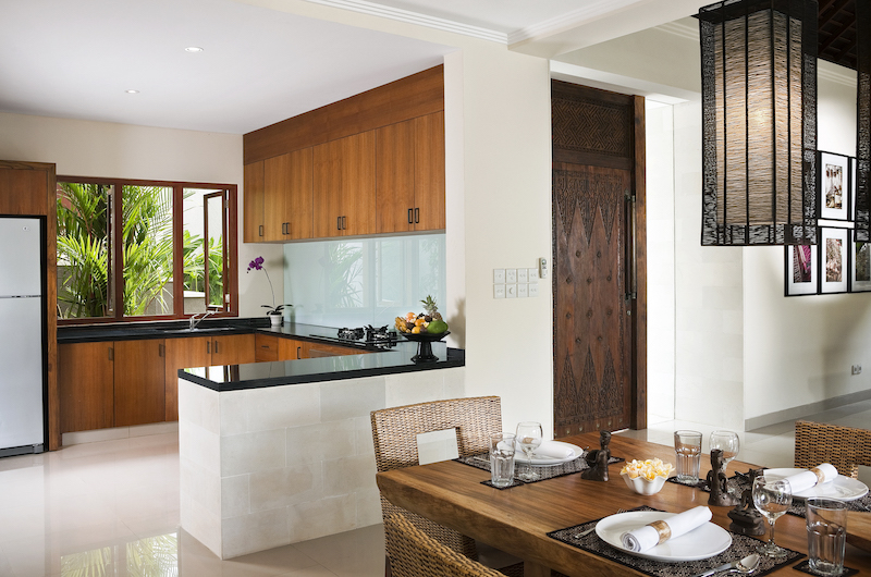 Villa Songket Kitchen Area | Umalas, Bali
