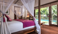 Villa Songket Bedroom with Pool Views | Umalas, Bali