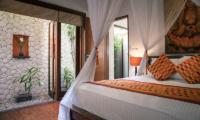 Villa Songket Open Plan Bedroom | Umalas, Bali