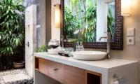Villa Songket His and Hers Vanity | Umalas, Bali
