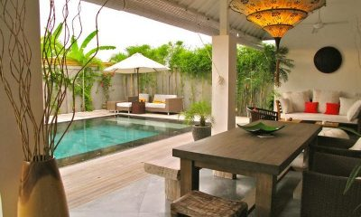 Villa Sophia Dining Area | Seminyak, Bali