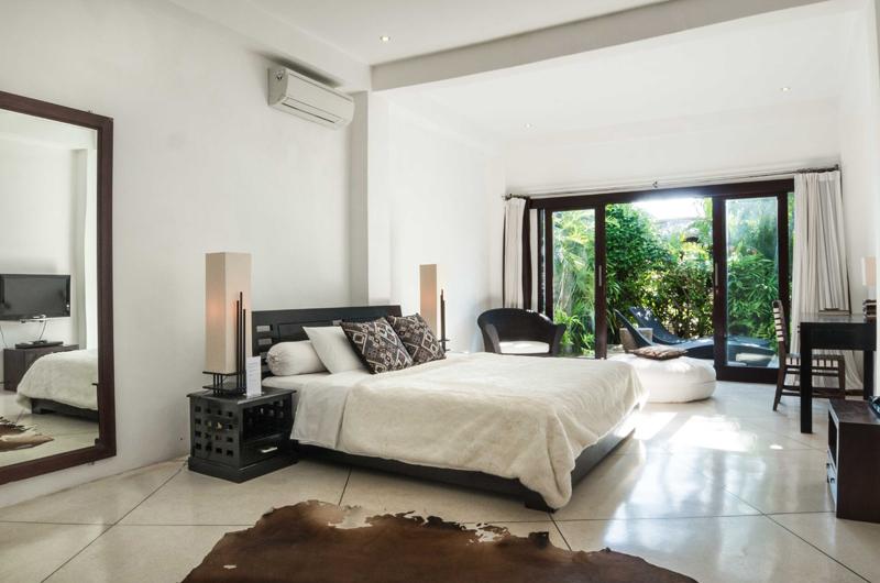 Villa Sophia Pool Side Bedroom | Seminyak, Bali
