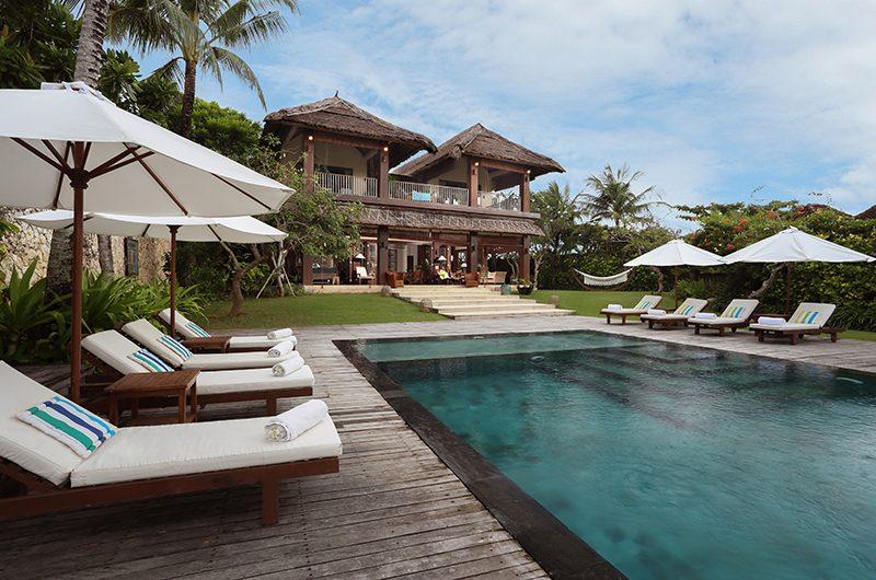Villa Waringin Swimming Pool Area | Pererenan, Bali