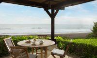 Villa Waringin Dining Table with Sea Views | Pererenan, Bali