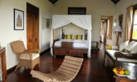Villa Waringin Tunjung Bedroom with Seating | Pererenan, Bali
