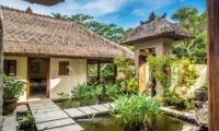 Villa Yasmine Entrance I Jimbaran, Bali