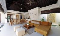 Chandra Villas Living Room|Seminyak, Bali