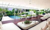 Eden Bali Living Area | Batubelig, Bali