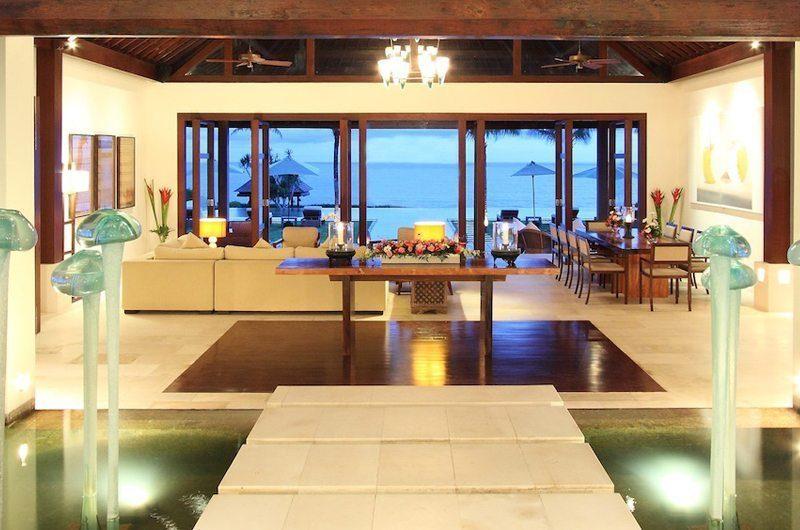 Sinaran Surga Living Area | Uluwatu, Bali
