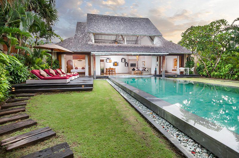Space at Bali Swimming Pool Area | Seminyak, Bali