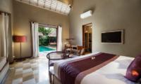 Space at Bali Bedroom with Seating | Seminyak, Bali