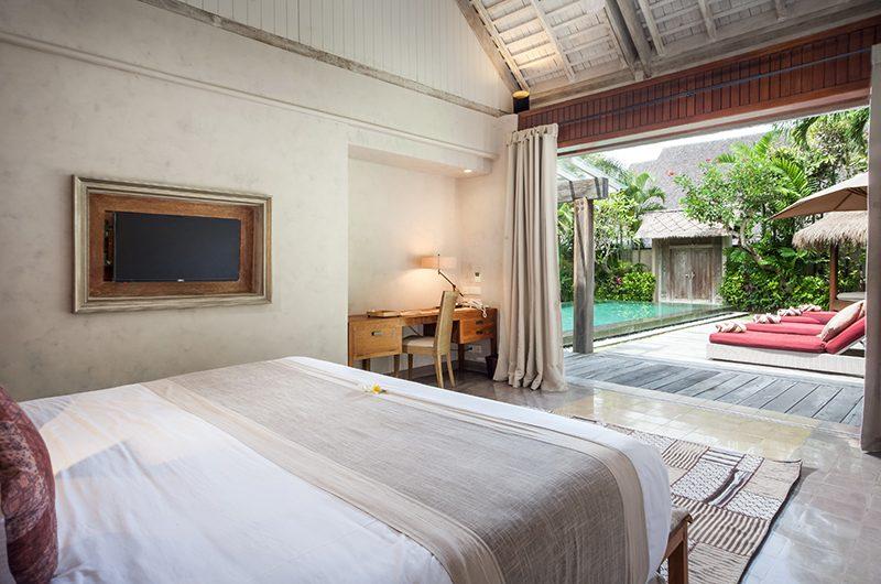 Space at Bali Bedroom with Study Table | Seminyak, Bali