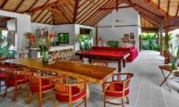 Villa Bibi Dining Area | Kerobokan, Bali