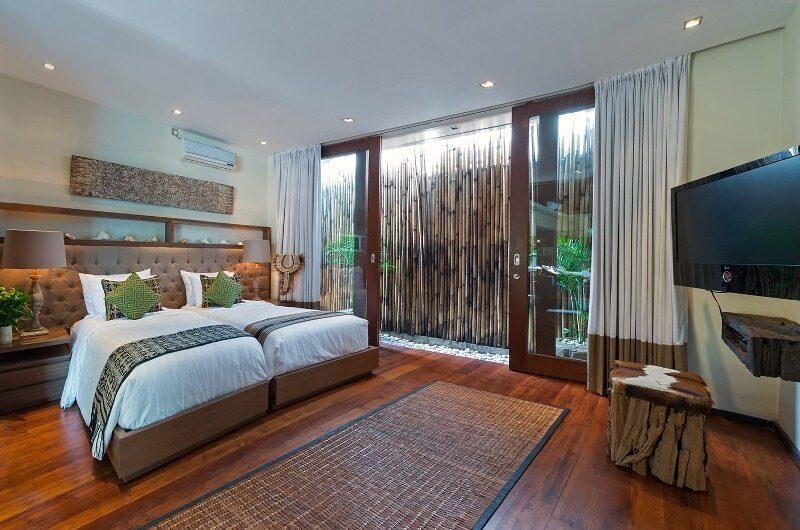 Villa Eshara Twin Bedroom | Seminyak, Bali