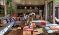 Villa Eshara Living Room | Seminyak