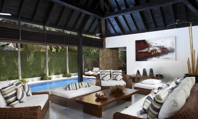 Villa Hana Living Room | Canggu, Bali