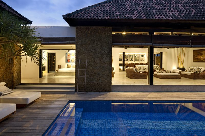 Villa Hana Swimming Pool | Canggu, Bali