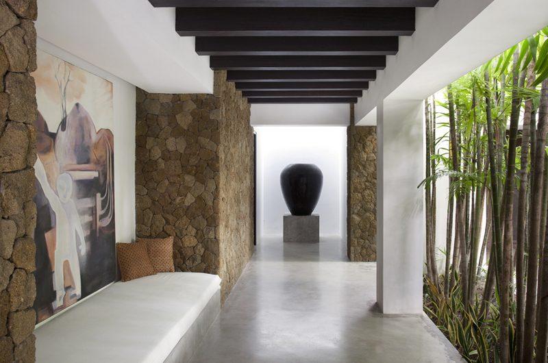 Villa Hana Entrance | Canggu, Bali