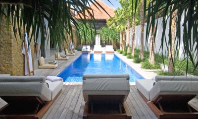 Villa Hana Sun Deck | Canggu, Bali