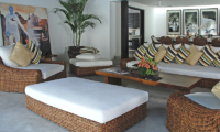 Villa Hana Indoor Seating | Canggu, Bali