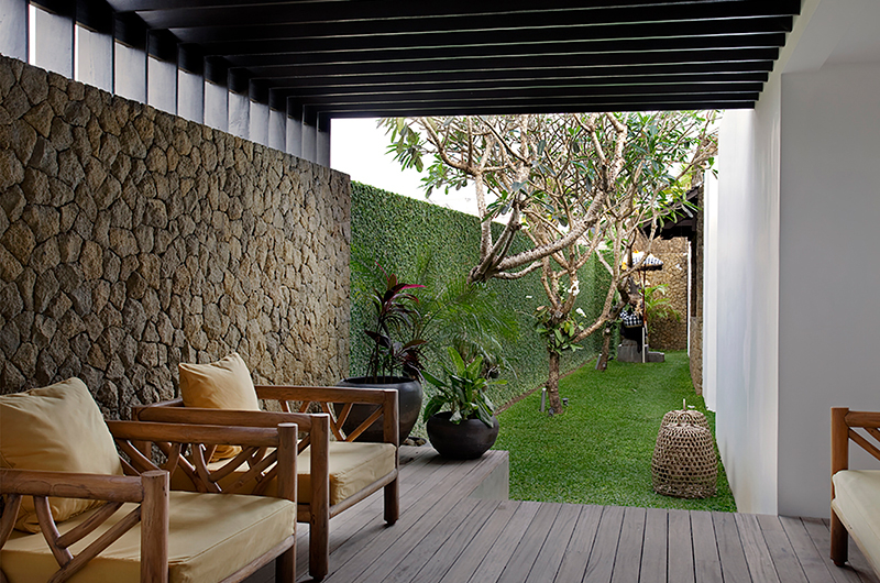 Villa Hana Open Plan Seating | Canggu, Bali