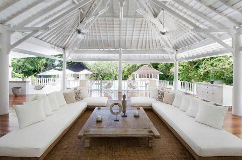 Villa Hermosa Living Area | Seminyak, Bali