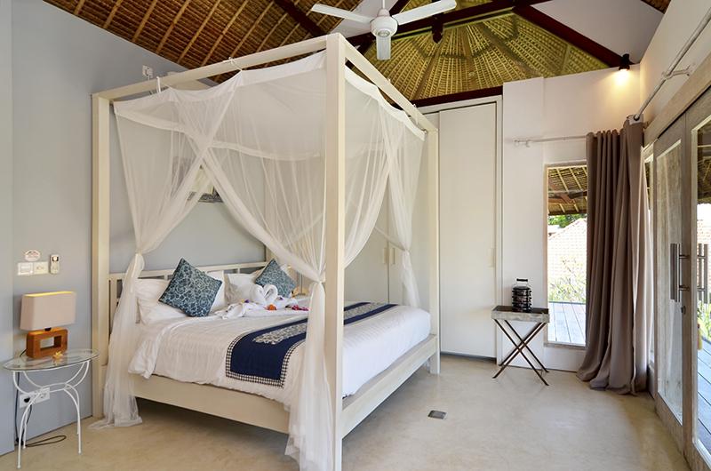 Villa Kami Bedroom with Mirror | Canggu, Bali