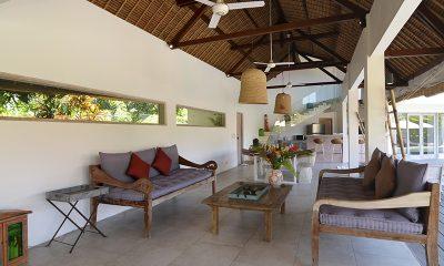 Villa Kami Living Area | Canggu, Bali