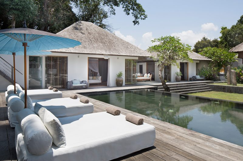 Villa Levi Reclining Sun Loungers | Canggu, Bali
