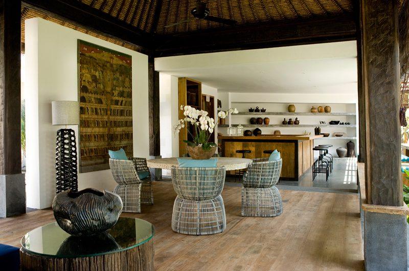 Villa Levi Open Plan Seating Area | Canggu, Bali