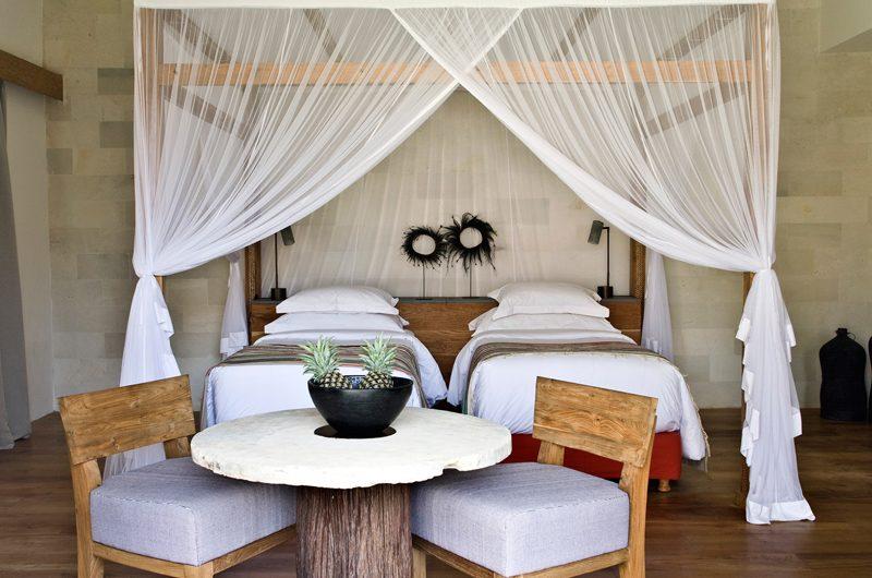 Villa Levi Bedroom with Twin Beds | Canggu, Bali