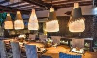 Villa Phinisi Dining Area | Seminyak, Bali
