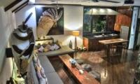 Villa Phinisi Living Area | Seminyak, Bali