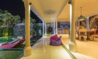 Villa Sky Li Open Plan Dining Area | Seminyak, Bali