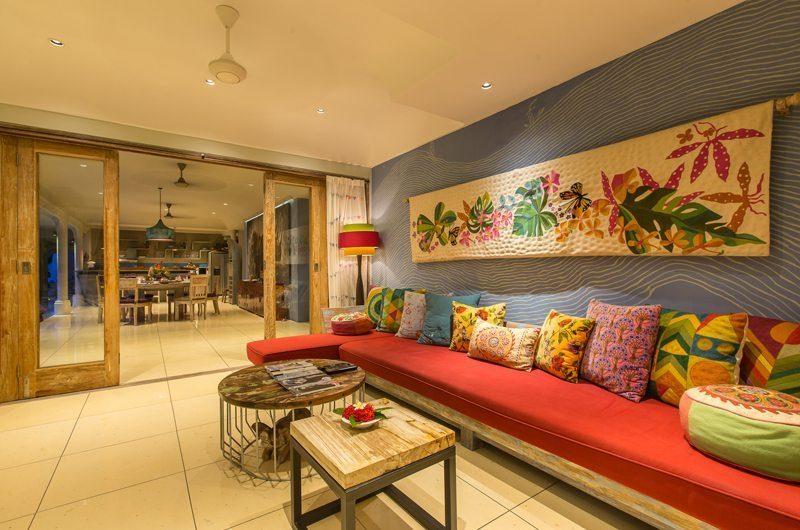 Villa Sky Li Living Area | Seminyak, Bali