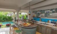 Villa Sky Li Kitchen | Seminyak, Bali